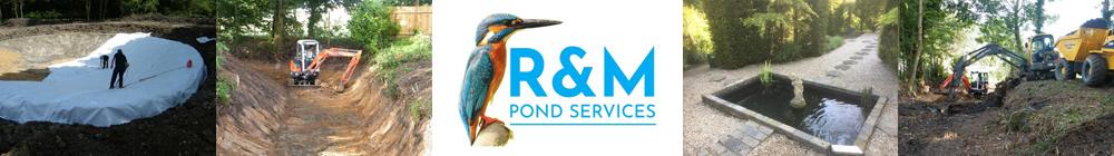 R & M Ponds